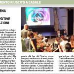 Quotidiano Il Cittadino - Dopocena a colori, Casalpusterlengo