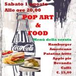 Pop Art & Food