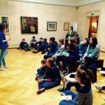 Telling a painting - Galleria Ricci Oddi, Piacenza