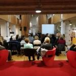 """Conferenza """"Raffaello principe delle arti"""" - Biblioteca comunale, Casalpusterlengo"""